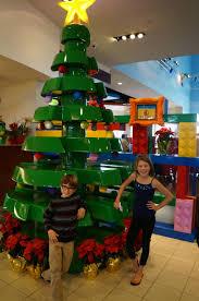 photo tour of the legoland hotel holiday decorations oc mom blog