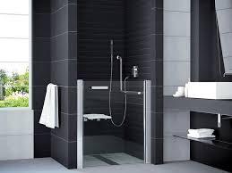 badezimmer behindertengerecht umbauen duschtür behindertengerecht modern badezimmer köln bad
