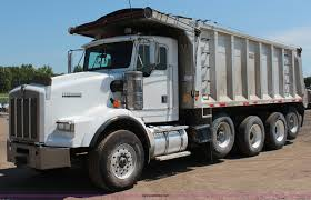 2000 kenworth t800 for sale 2000 kenworth t800 dump truck item j2191 sold september