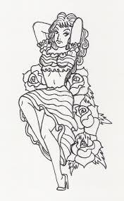 senorita tattoo picture