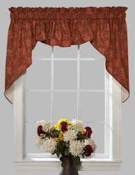 beacon swag insert valance paisley thecurtainshop com