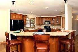 kitchen with island and peninsula kitchen peninsula design epicfy co