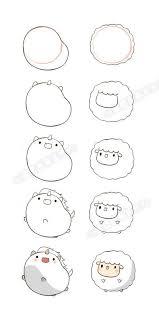the 25 best kawaii drawings ideas on pinterest kawaii kawaii