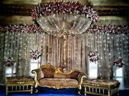 wedding stage different types of back draping ideas 4 weddings