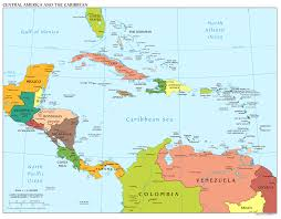 Anguilla Map Maps Of North America And North American Countries Political
