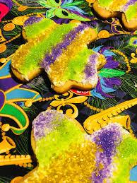 mardi gras cookies mardi gras cookies