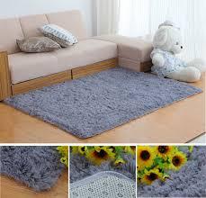 tappeto soggiorno 80x160 centimetri soggiorno da letto morbido tappeto shaggy