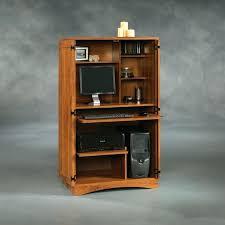 Locking Computer Desk Desks Ikea Computer Desk With Locking Drawer Sauder Computer