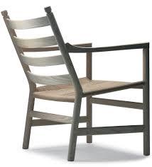 fauteuil en corde carl hansen u0026 son fauteuil ch44 hans wegner