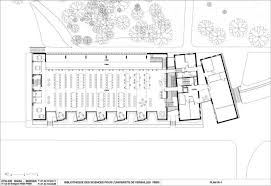 Versailles Floor Plan by Uvsq Science Library By Badia Berger Architectes