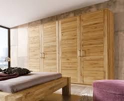 Schlafzimmer Schrank Ordnung Drehtüren Kleiderschrank Aus Robuster Wildeiche Marsala
