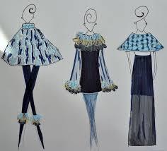 louise grant textiles sketchbook ideas fashion design