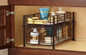 Bathroom Counter Organizers Remarkable Bathroom Cabinet Drawer Under Bathroom Sink Cabinet