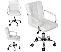 White Mesh Desk Chair by Bedroom Captivating White Cheap Office Chairs Desk Childrens Off