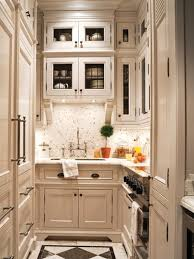 Mixed Wood Kitchen Cabinets Kitchen Room Design Entrancing Creative Small Hall Kitchen Mixed
