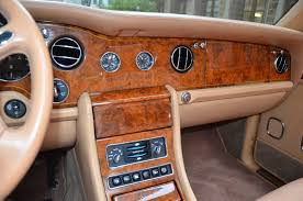 roll royce orange 2000 rolls royce corniche stock r160ab for sale near chicago il