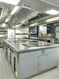 cuisine industrielle inox cuisine inox particulier inox cuisine professionnelle inox