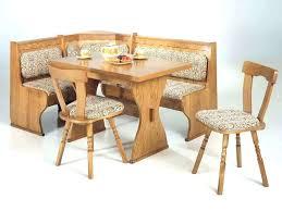 table angle cuisine cuisine blanche et bois banquette table with en pour