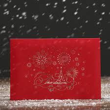 eiffel tower invitations 100 lot leiso brand 3d laser cut handmade flower heart