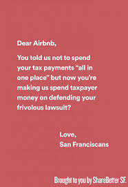 best airbnb in san francisco dear airbnb ads chide vacation rental company san francisco