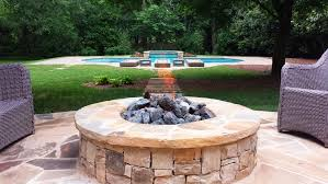 Outdoor Natural Gas Fire Pits Hgtv Sensational Stone Fire Pits Hgtv