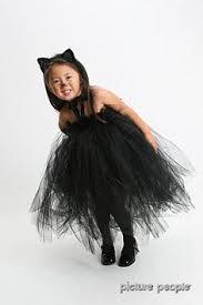 Halloween Costumes Black Cat Rubies Toddler Girls Black Purple Cat Halloween Costume Ballerina