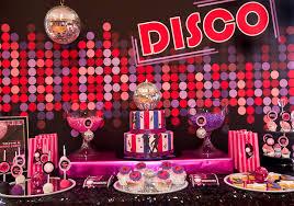 pink disco teen tween birthday party anders ruff custom designs llc