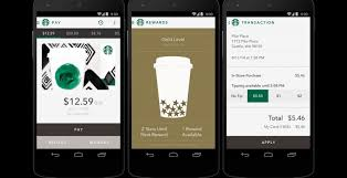 starbucks app android starbucks for android updates shake to pay and tipping slashgear