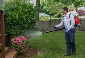 Mosquito Spray For Backyard by Mosquito And Tick Control In Ri Me Ma Ct Big Blue Bug