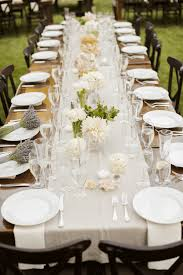 Modern Vintage Wedding Reception Ideas Modern reception decor