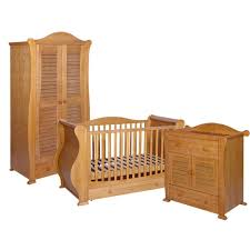 Cot Bed Nursery Furniture Sets by Tutti Bambini Marie 3 Piece Cot Bed Changer Wardrobe Nursery