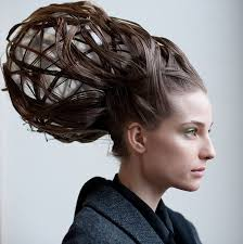 hairshow guide for hair styles 41 best avant garde styles images on pinterest fashion hairstyles