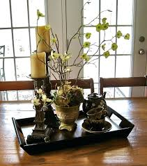 Centerpieces For Round Dining Room Tables by Dining Table Diy Dining Table Decor Ideas 50 Christmas Table