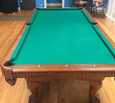 American Heritage Pool Tables Brunswick Billiards Scottsdale 7 U0027 Pool Table Excellent Condition