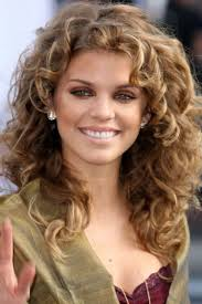 curly short hairstyles for fine hair