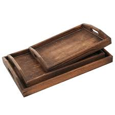 Ottoman Wrap Tray Wooden Trays For Coffee Tables Zoom Wood Tray Coffee Table