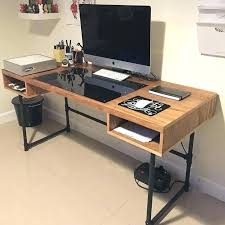 how to build a floating desk small floating desk best wall mounted desk ideas on floating desk