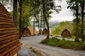 unusual places to stay visitscotland