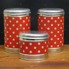 vintage metal kitchen canister sets shop metal kitchen canister sets on wanelo
