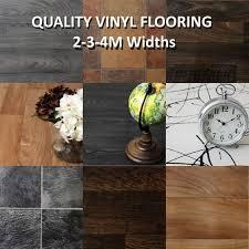 Details About Brand New Quality Non Slip Vinyl Flooring Lino - Cheap bathroom vinyl flooring 2