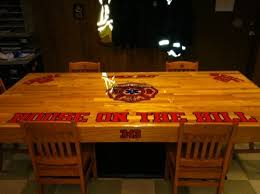 Best Firehouse Kitchen Tables Images On Pinterest Kitchen - Custom kitchen table