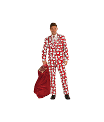 santa claus suit santa claus business suit costume christmas costumes