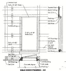 how to build a simple shed door woodworking plan directories