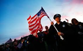 American Flag Sunset Poignant Photos Of The American Flag Through History