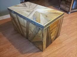 pallet chest pallet storage trunk pallet furniture plans