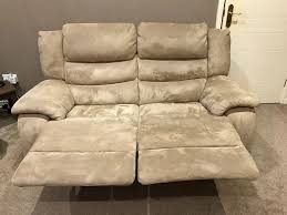 Dfs Recliner Sofa Excellent Condition Dfs Vetta 2 Seater Manual Recliner Sofa In