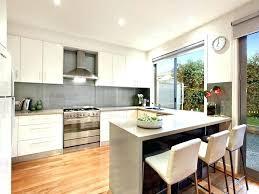 kitchen breakfast bar ideas valuable small u shaped kitchen with breakfast bar 42 with