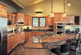 Canyon Kitchen Cabinets by Canyon Creek Cornerstone Valley Forge In Rustic Maple With A