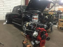 cummins toyota swap 2009 ford f450 6 4 to 6 7 cummins with compounds dcs the one