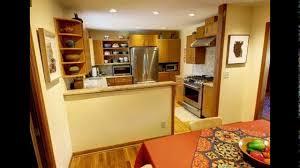 designs kitchen half wall designs kitchen youtube